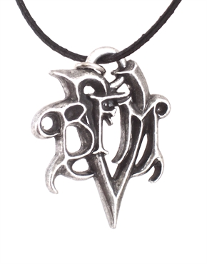 Bullet For My Valentine Charm Necklace Jewellery As