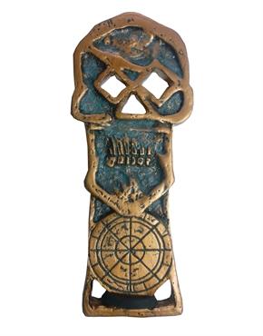 goonies prop replica goonies copper bones skull key the