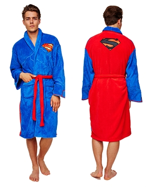 See all results for superman dressing gown for men. Groovy Superman Luxury Bath Robe. by DC Comics. £ £ Eligible for FREE UK Delivery. More buying choices. £ (28 used & new offers) out of 5 stars Womens Red Wonder Woman DC Comics Batman V Superman Dressing Gown. by Groovy Uk.