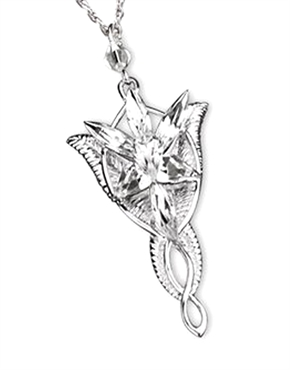 Lord of the rings arwen evenstar necklace the movie shop lord of the rings arwen evenstar necklace aloadofball Images