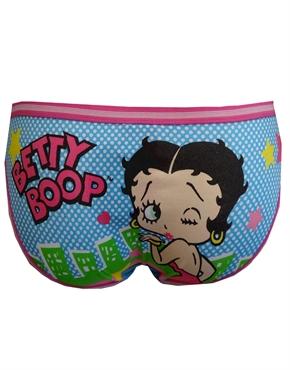 Betty Boop Underwear