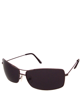 Rectangle Sunglasses, Rectangle Wrap Style 21
