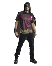 Robin Costume Top, Mens Arkham City Outfit
