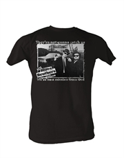 Blues Brothers T-Shirt, Blues Brothers Catch Us Black