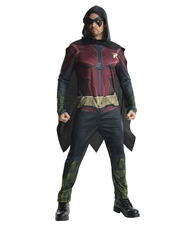 Robin Costume, Mens Arkham City Outfit