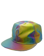Back To The Future Part II Hat, Mens Officially Licensed Marty McFly Colourshifter Cap