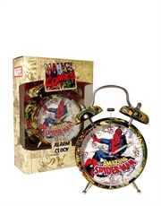 Marvel Comics Spider-Man Alarm Clock