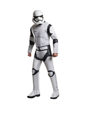 The Force Awakens Costume, Mens Star Wars Deluxe Stormtrooper Outfit
