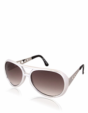 Elvis Sunglasses, Elvis Silver Smoke Gradient Style 1