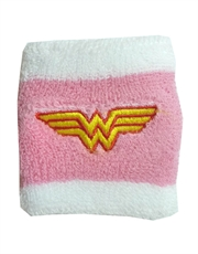 Wonder Woman Terry Cuff Wrist Sweatband