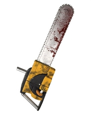 Texas Chainsaw Massacre Costume Accessory, Mens Leatherface Chainsaw