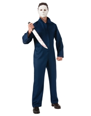 Halloween Costume, Mens Michael Myers Killer Outfit