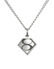 Smallville Mini EL Family Crest Necklace