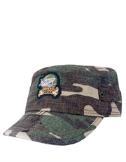 Indiana Jones Lucasfilm Camo Military Cap, Style IJ16