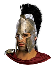 300 Costume Accessory, Mens Leonidas Helmet
