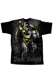 Batman T-Shirt, Batman Kids T-Shirt, Dark Knight Seeker Black