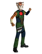Thundercats Costume, Kids Tygra Costume