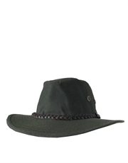 Traveller Green Hat