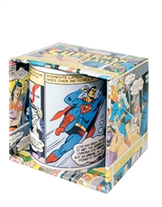 Superman Comic Mug
