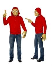E.T. Costume, Mens E.T. Costume