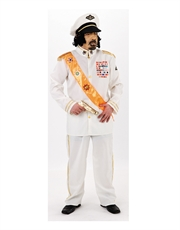Dictator Costume, Mens Tyrant Dictator Costume