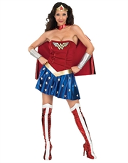 Wonder Woman Costume, Womens Wonder Woman Costume