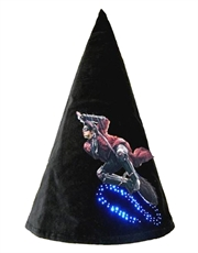 Harry Potter On His Broom Luminous Hat