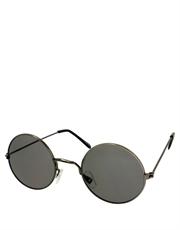 Teashade Sunglasses, Teashade Round Style 11, Gunmetal Frame / Smoke Lens