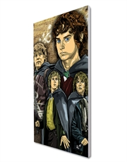 Hobbits, Canvas Art