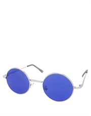 Ozzy Style Blue Sunglasses