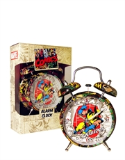Marvel Comics Wolverine Alarm Clock
