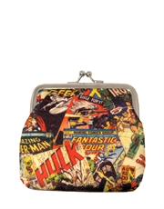 Marvel Cover Purse