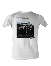 Blues Brothers T-Shirt, Blues Brothers Poster White
