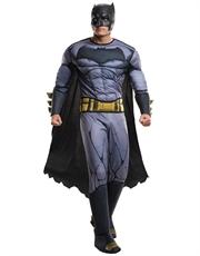 Batman v Superman Costume, Mens Deluxe Batman Outfit