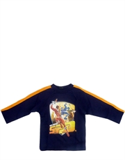 Power Rangers Navy Blue Child Sweatshirt Top