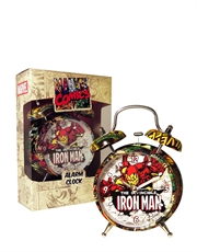 Marvel Comics Iron Man Alarm Clock
