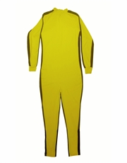 Bruce Game Style Yellow Jumpsuit
