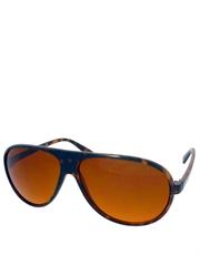 Zach Hangover Style Sunglasses, Tortoise Frame / Brown Lens