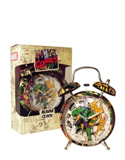 Marvel Comics Hulk Alarm Clock