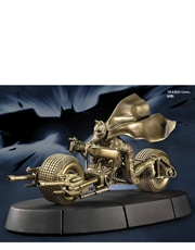 Batman The Dark Knight Bat Pod Bronze Statue