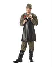 Dexter Costume, Mens Dexter Serial Killer Costume