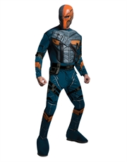Deathstroke Costume, Mens Arkham City Outfit