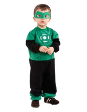 Green Lantern Movie Costume, Kids Green Lantern Romper Costume