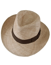 Indiana Jones Bao Natural Fedora Hat
