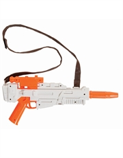 The Force Awakens Costume Accessory, Star Wars Finn Blaster With Strap