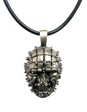 Hellraiser Pinhead Black Cord Necklace