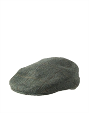 Balmoral Tweed Cap, Light Green