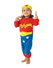Wonder Woman Costume, Kids Wonder Woman Romper Costume