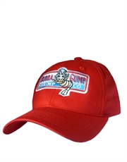 Bubba Gump Shrimp & Co Red Cap, Seen in Forrest Gump