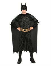 Dark Knight Rises Costume, Kids Batman Classic Tween Costume Style 1